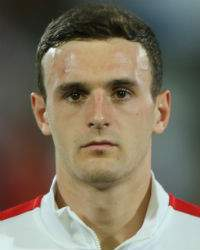 Jack Robinson, England International