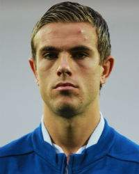 Jordan Henderson, England International