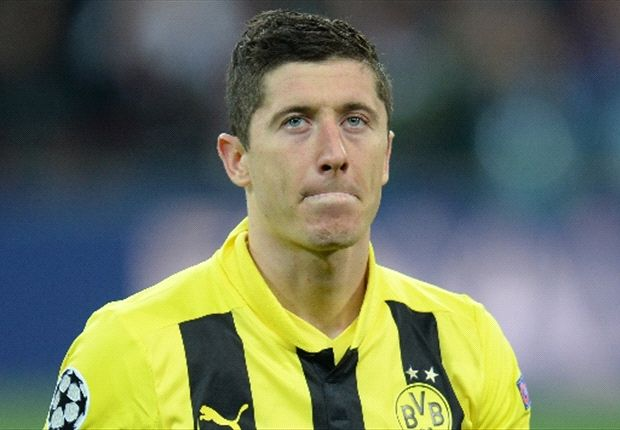 Robert Lewandowski is set to move to Bayern Munich
