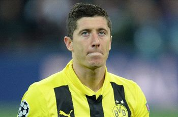 Dortmund: No Madrid approach for Lewandowski
