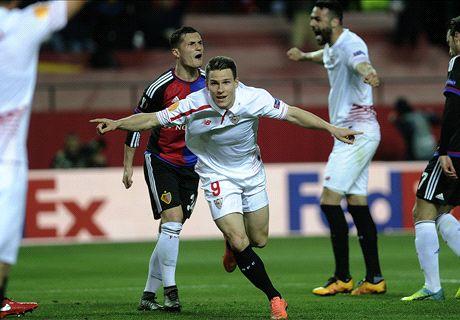 Sevilla 3-0 Basilea: Calificaciones