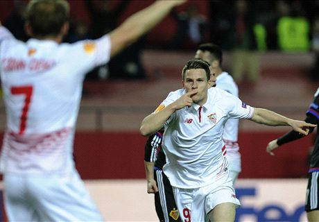 REPORT: Gameiro's Sevilla march on