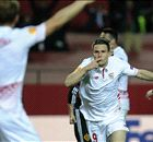 REPORT: Gameiro's Sevilla march on
