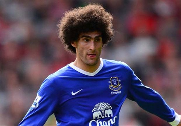 Fellaini proves Arsenal are finally willing to splash the cash