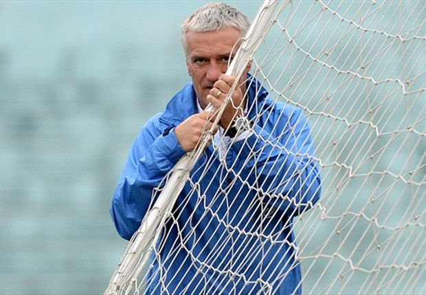France must do better, admits Deschamps