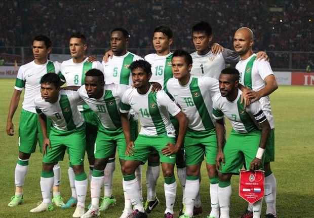 Posisi Indonesia mengalami kenaikan dua tangga di daftar ranking FIFA terbaru