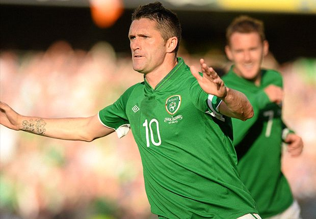 Robbie Keane - Ireland's irreplaceable goalscoring king