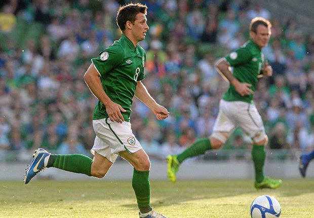 Wes Hoolahan set to start for Ireland against Wales