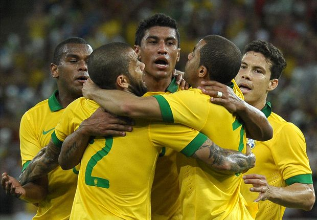 Thiago Silva & Hernanes hail 'beautiful' win over Italy