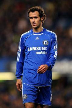 Ricardo Carvalho - Chelsea