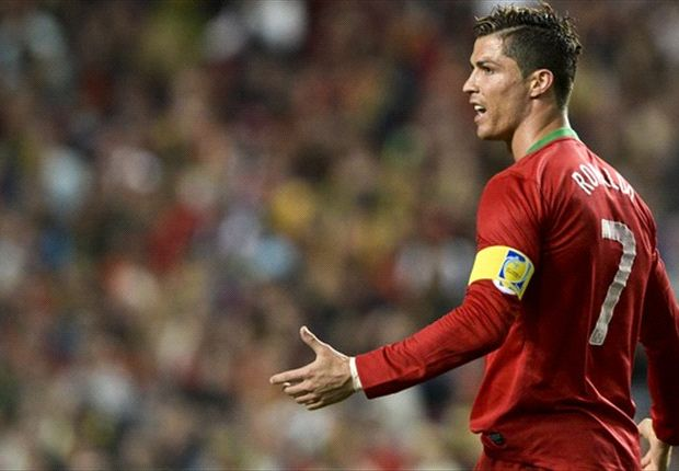 Ronaldo confirms Portugal absence