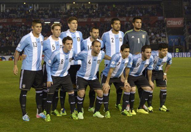 La Selección argentina puede clasificar este martes a Brasil 2014.