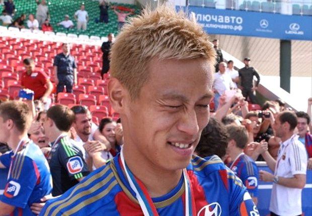 AC Milan Raih Kesepakatan Dengan Keisuke Honda
