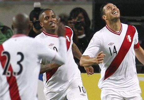 Amical, le Pérou scalpe le Panama