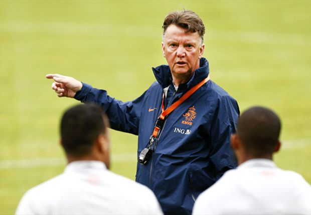 Andorra won't be easy, warns Netherlands boss Van Gaal
