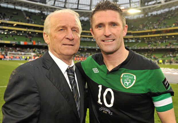 Robbie Keane set to return to Ireland team for World Cup qualifiers