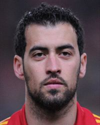 Busquets, Spain International