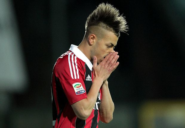 Berlusconi Junior: El Shaarawy has a lot to prove to Milan