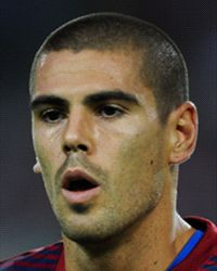 Víctor Valdés Player Profile