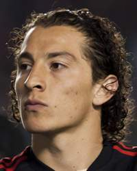 A. Guardado Player Profile