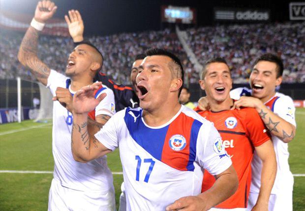 Chile ha recuperado su mejor versión y espera dar un paso importante ante Bolivia