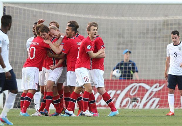 Semb Berge ya debutó con la Selección de Noruega.