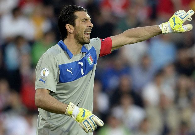 Gianluigi Buffon: Italia Targetkan Juara Piala Konfederasi
