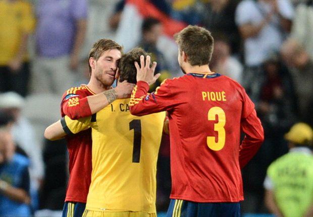 Piqué félicite Casillas et Ramos pour avoir sabordé Mourinho