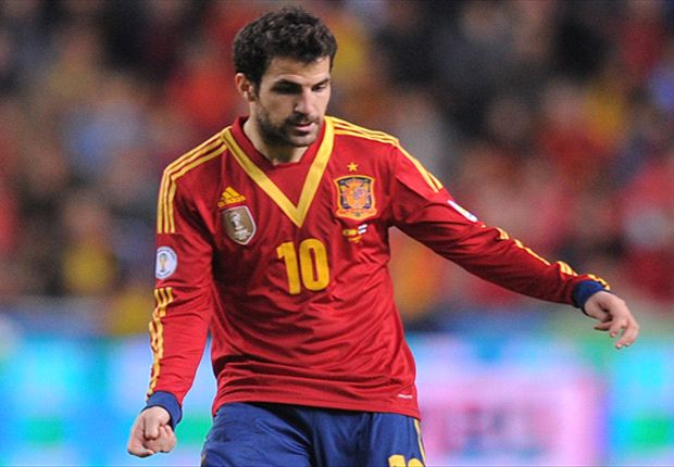'We want the Confederations Cup' - Spain still hungry for success, says Fabregas