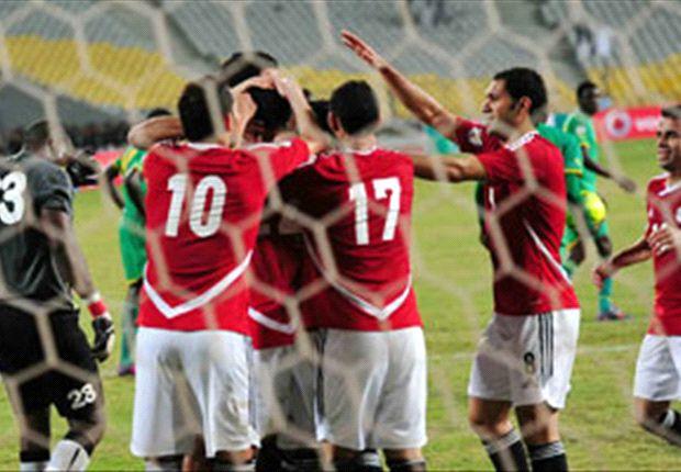 Mesir mencatat rekor menjulang di kualifikasi Piala Dunia 2014 zona Afrika.