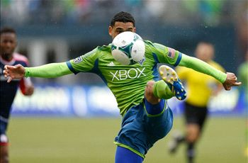 Seattle Sounders 2-1 Chicago Fire: Late own goal seals win for red-hot Sounders