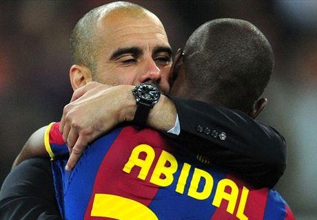 Barça, Abidal de retour en décembre ?