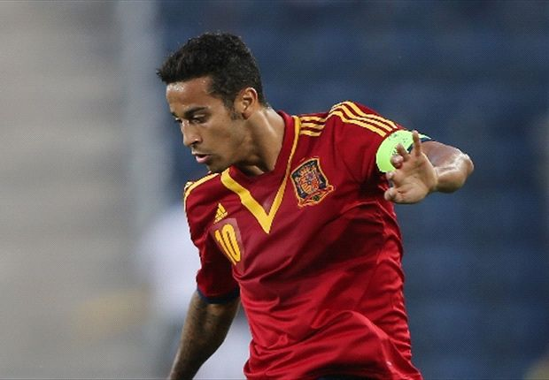 'We deserve to be here' - Thiago leads Spain final charge