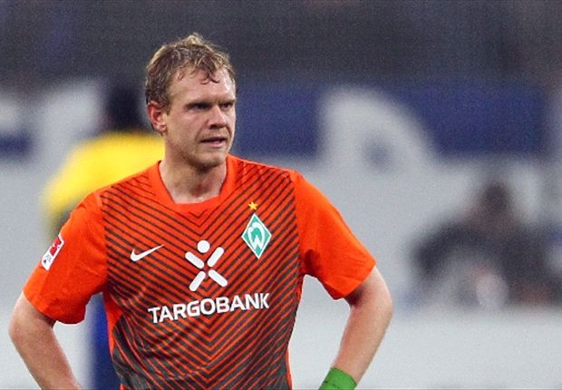 Andreas Wolf, hier noch im Dress von Werder Bremen