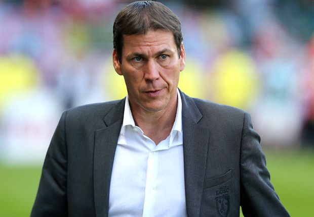 Rudi Garcia is set to be named Roma's new coach