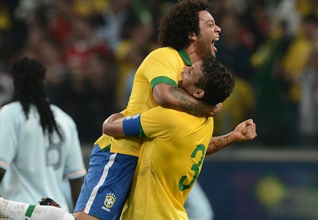 Marcelo: The thought of losing to Spain doesn't enter our heads