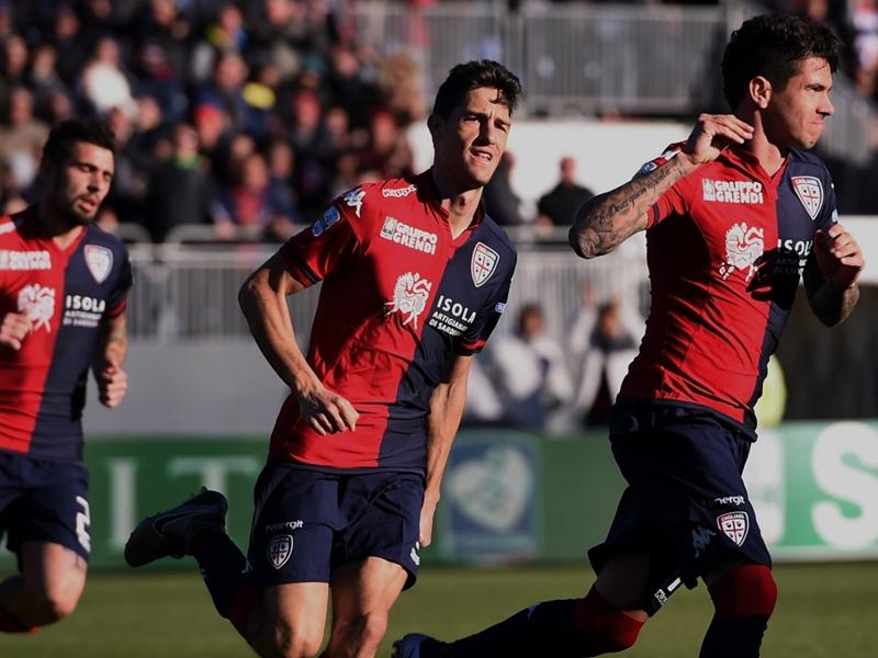 Cagliari, incredibile favola per Melchiorri: torna in A dopo 10 anni e va in goal