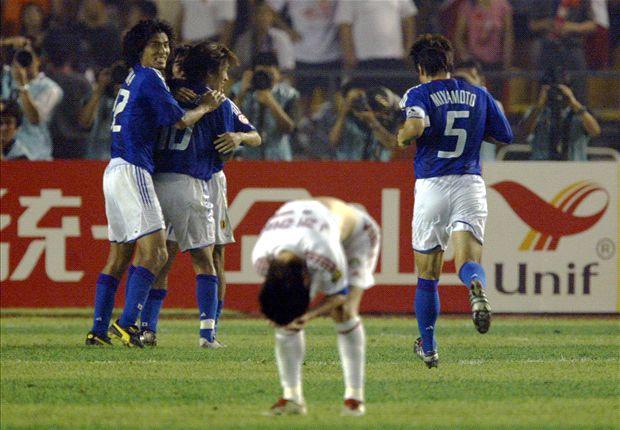 China - Japan (2004)