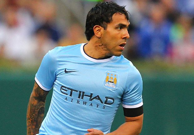 Tevez in the dark on Manchester City future