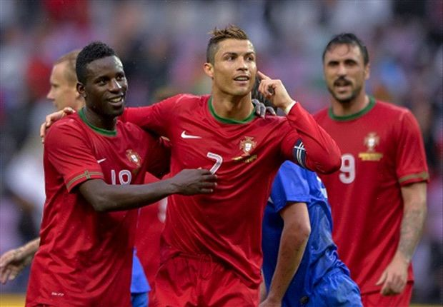 'Cristiano Ronaldo is not of this world', says awed Bruma