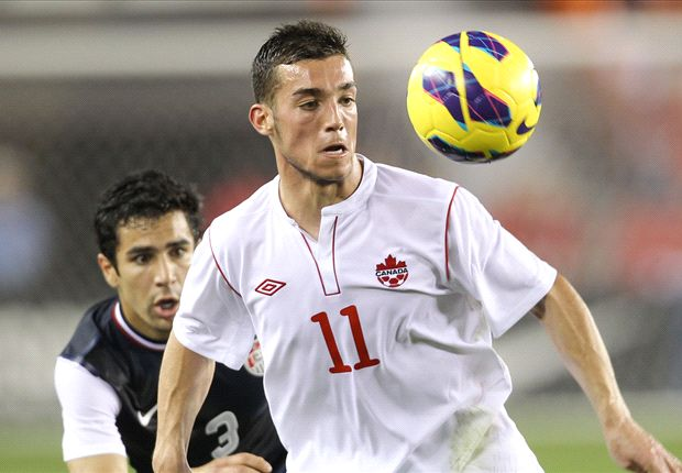 Canada announces 22-man Gold Cup training roster