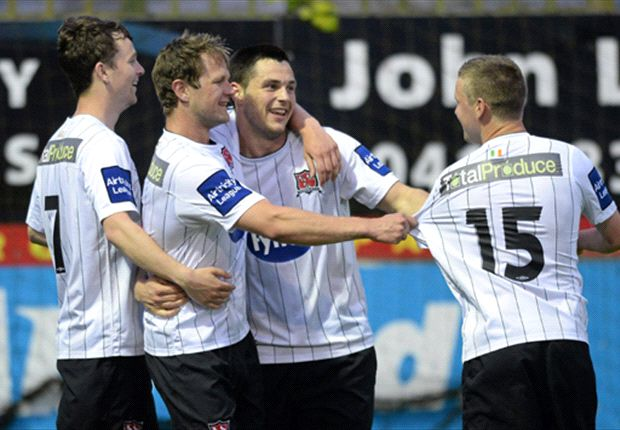 Drogheda United 0-1 Dundalk - Lilywhites record narrow win in Louth Derby