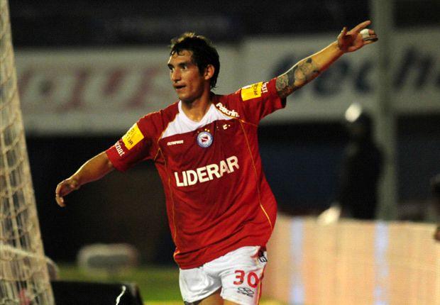 Lucas Rodríguez buscará repetir su gol ante San Lorenzo