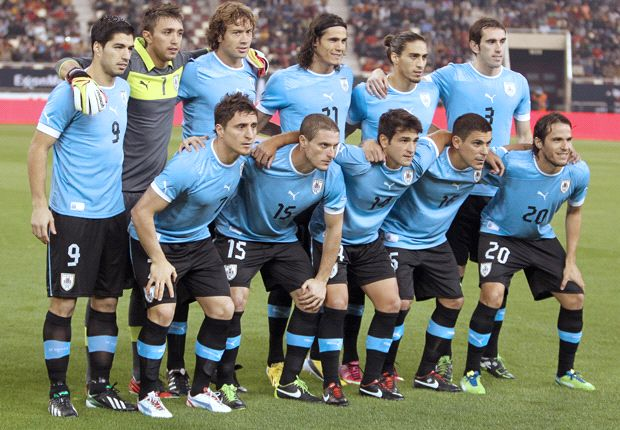 Can Uruguay give a good account of themselves at the Confederations Cup?