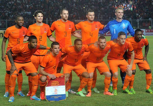 Timnas Belanda akan ditantang Prancis