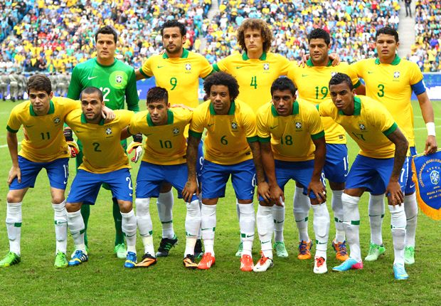 Scolari must make changes if Brazil are to challenge for World Cup 2014