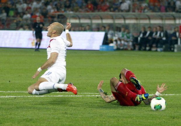 Arjen Robben menilai permainan Belanda lebih berkembang di Cina