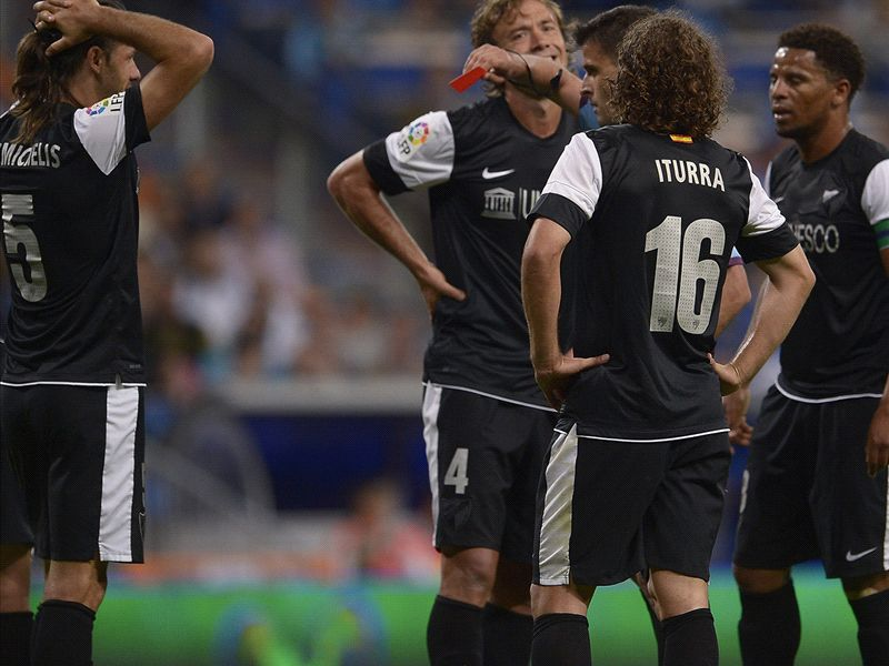 'Uefa has driven Malaga out of Europe'