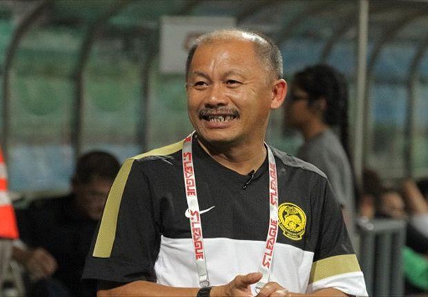 Harimau Muda coach Razip Ismail has targeted the Plate trophy
