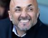 "Spalletti: ""Ranieri, you are the best"""